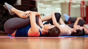 exercice dos bloqué